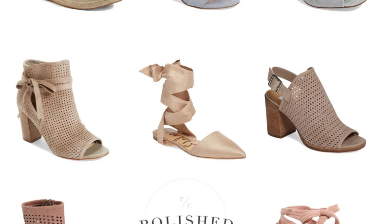 Pastel Shoes for Spring – A Seasonal Must-Have