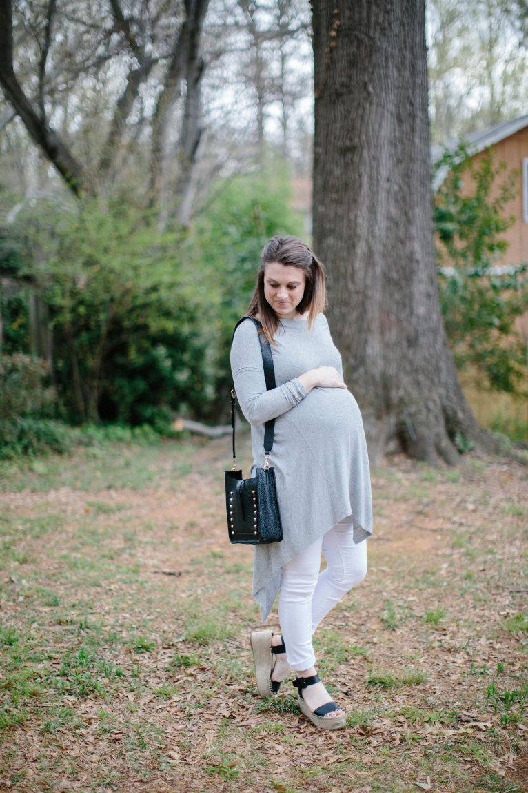 Free People Tunic by fashion blogger Maggie of Polished Closets