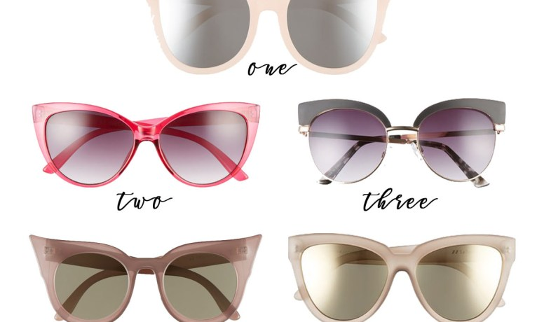 Pick of the Week: 7 Cat Eye Sunglasses under $70
