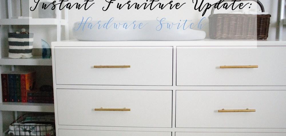 Furniture Makeover: Instant Furniture Update