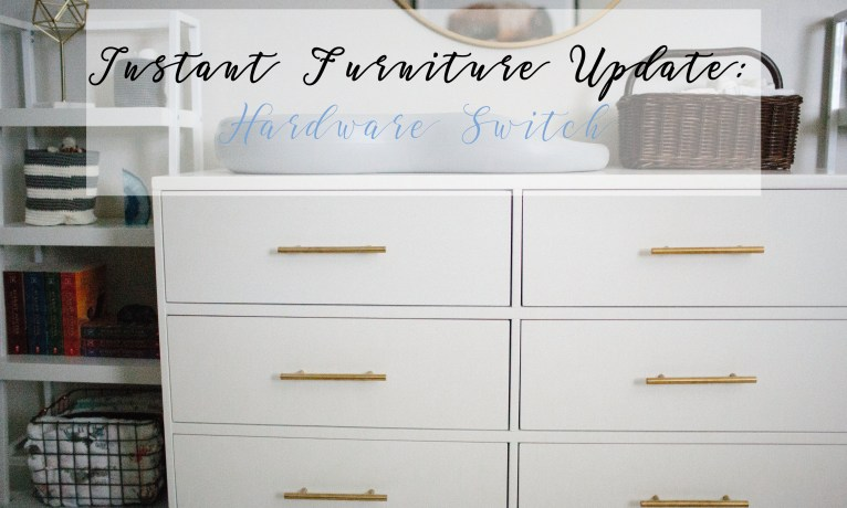 Furniture Makeover: Instant Furniture Update