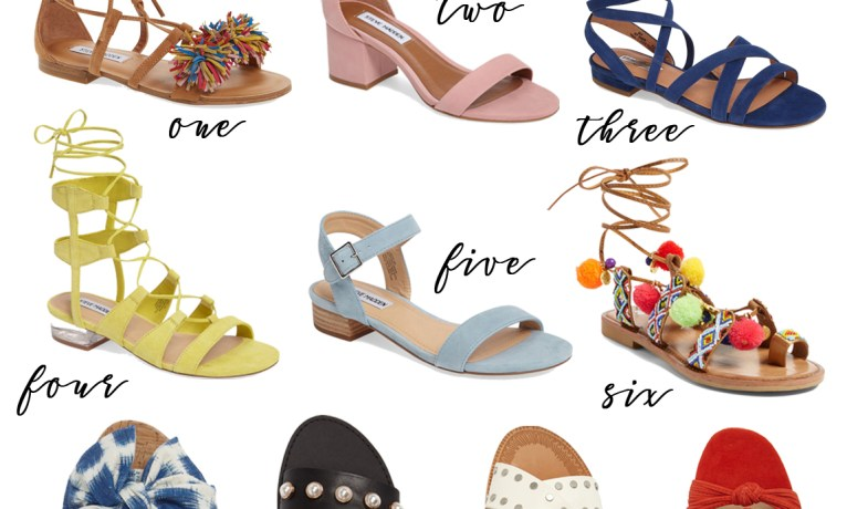Cheap Summer Sandals Under $100
