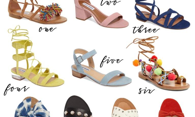 Cheap Summer Sandals Under $100