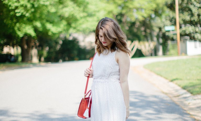 A Closet Staple: The Striped Dress