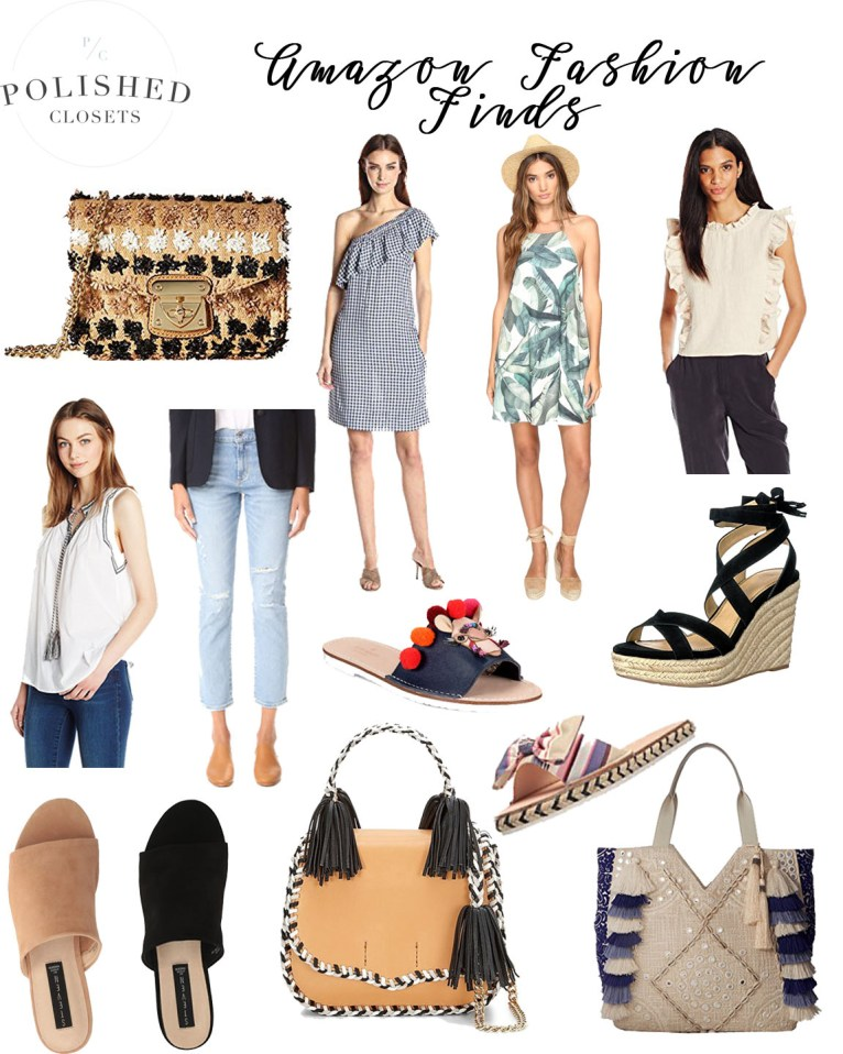 Amazon Fashion Finds by fashion blogger Maggie of Polished Closets