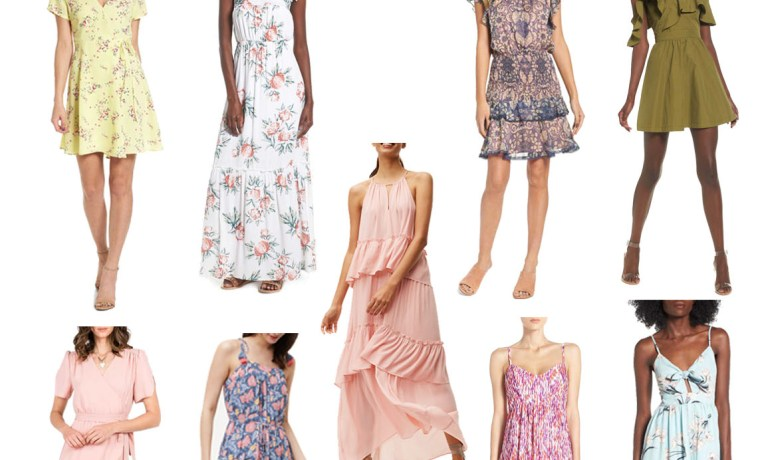 Pick of the Week: Feminine Dresses