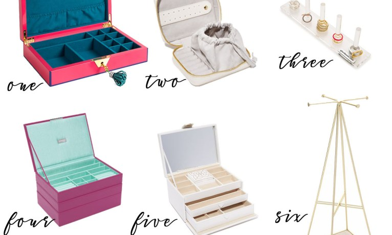 Stylish Jewelry Box: Ultimate Jewelry Organizer Ideas