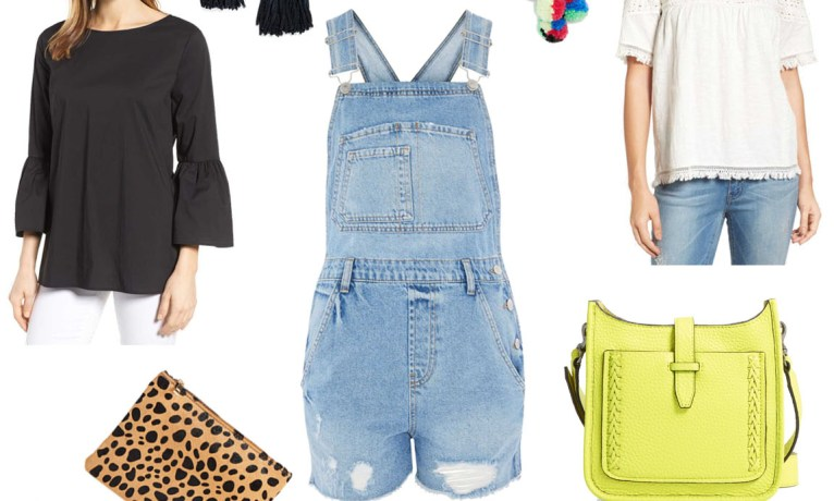 One Piece, Two Ways: How to Wear Overalls