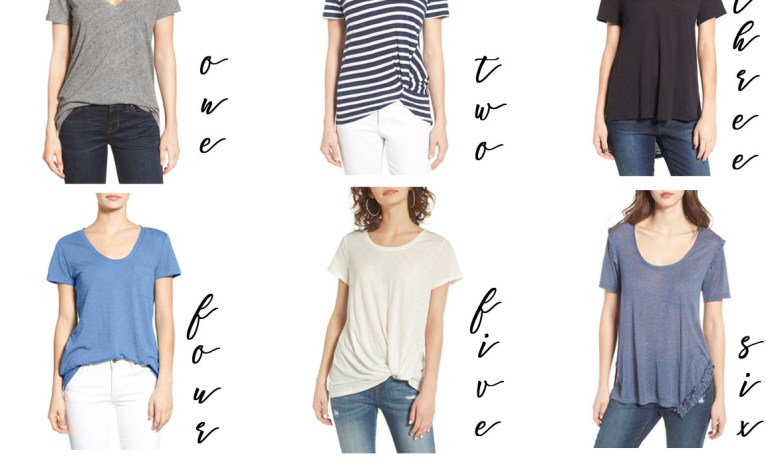 Pick of the Week: Cute & Cheap Tees Under $30