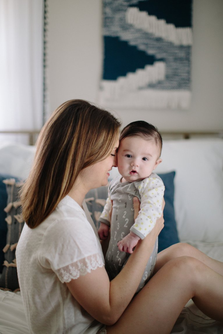 The Best Nursing Bra with ThirdLove by Fashion and Mommy Blogger Maggie Kern of Polished Closets