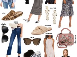 Fall Must Haves - Everything you need for fall 2017 by fashion blogger Maggie Kern of Polished Closets