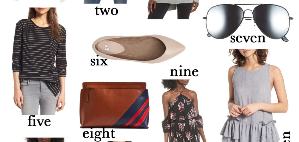 The Look: Fall Clothing Under $50