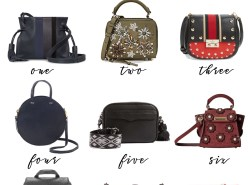 The Best Mini Bags of the Fall Season by Fashion and LifeStyle Blogger Maggie Kern of Polished Closets.