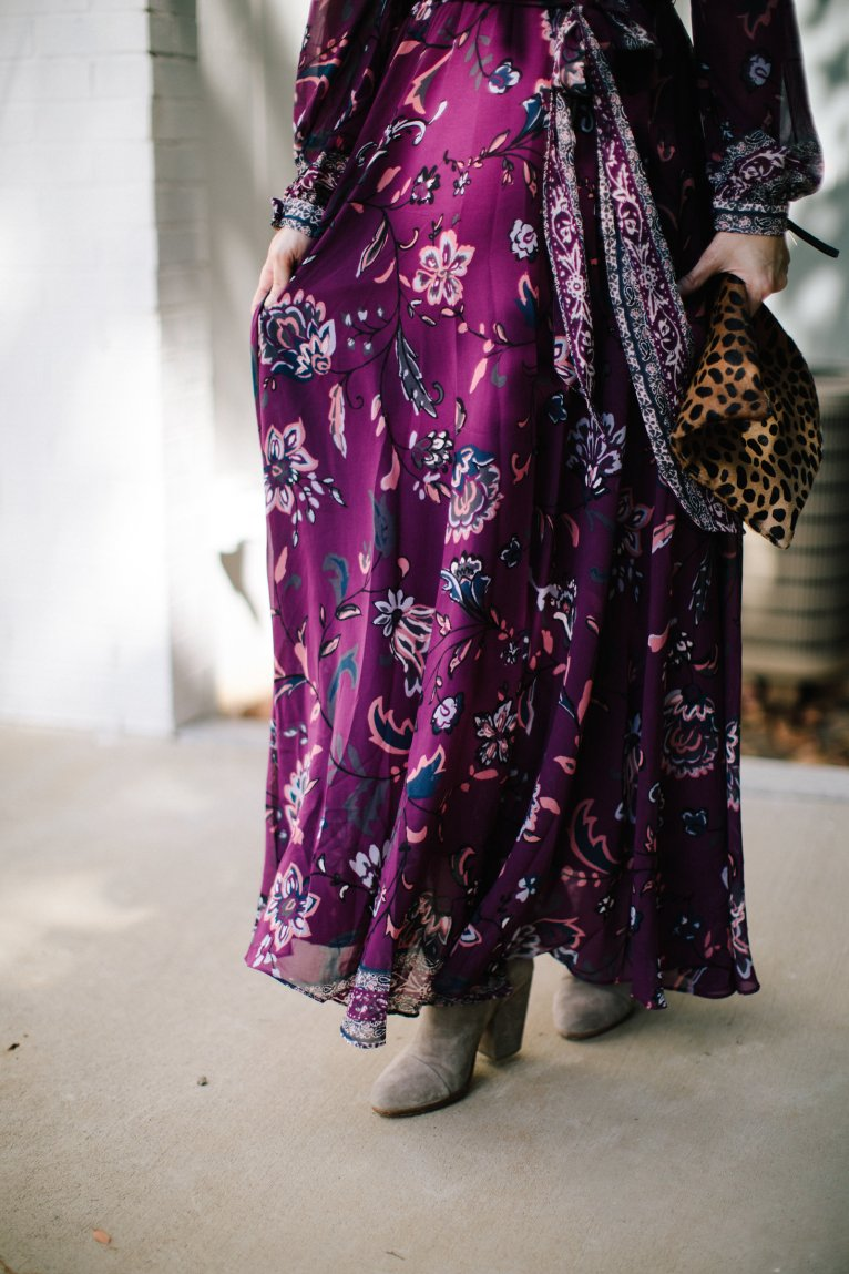 Fashion Blogger Maggie Kern of Polished Closets Shares Her Favorite Fall Trends with Versona.