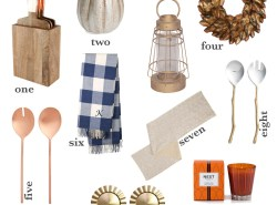 Fall Decor to last the season by Lifestyle and fashion blogger Maggie Kern of Polished Closets