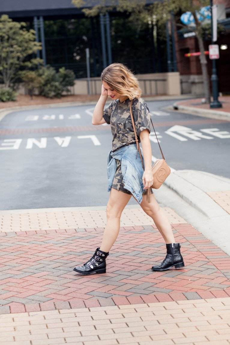 a49effe4ce2 How to Wear Flat Ankle Boots by Polished Closets