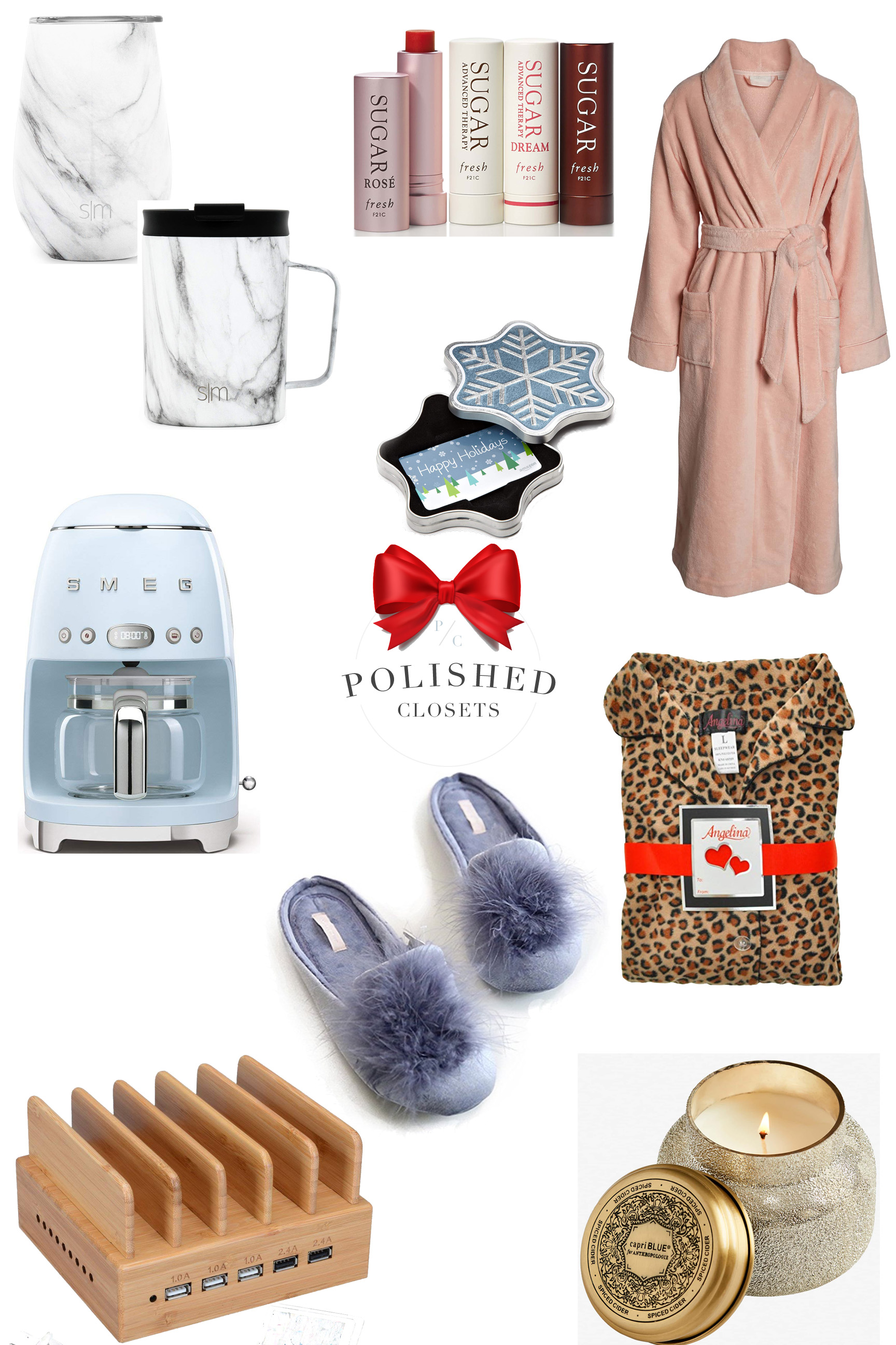 9 Practical Christmas Gift Ideas Polished Closets