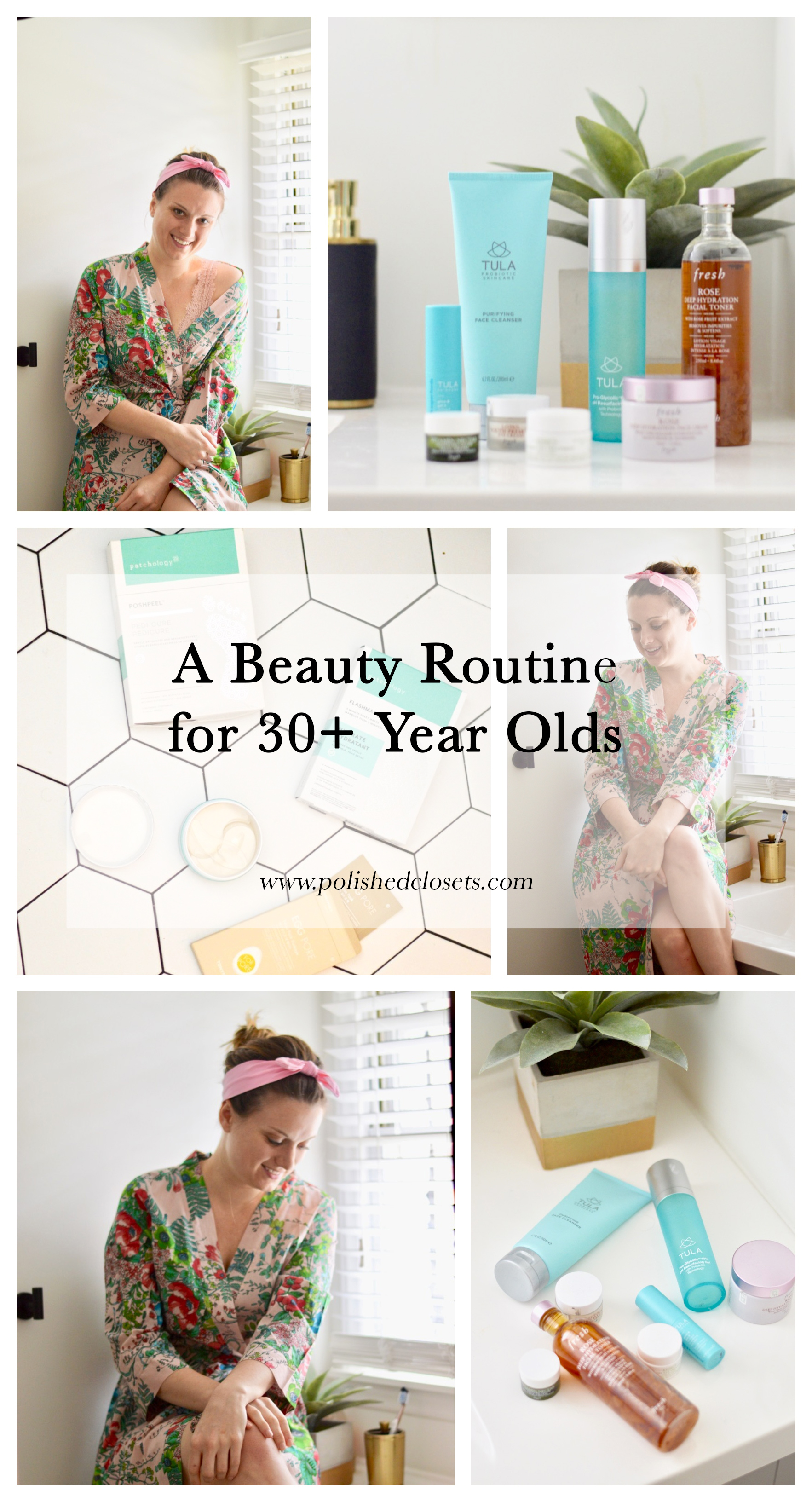 A Beauty Routine for 10 Year Olds - Polished Closets