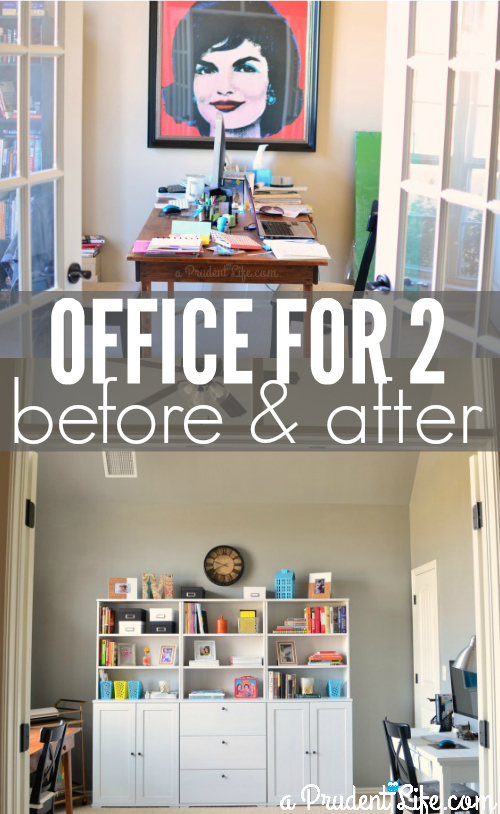 Office for two people featured image