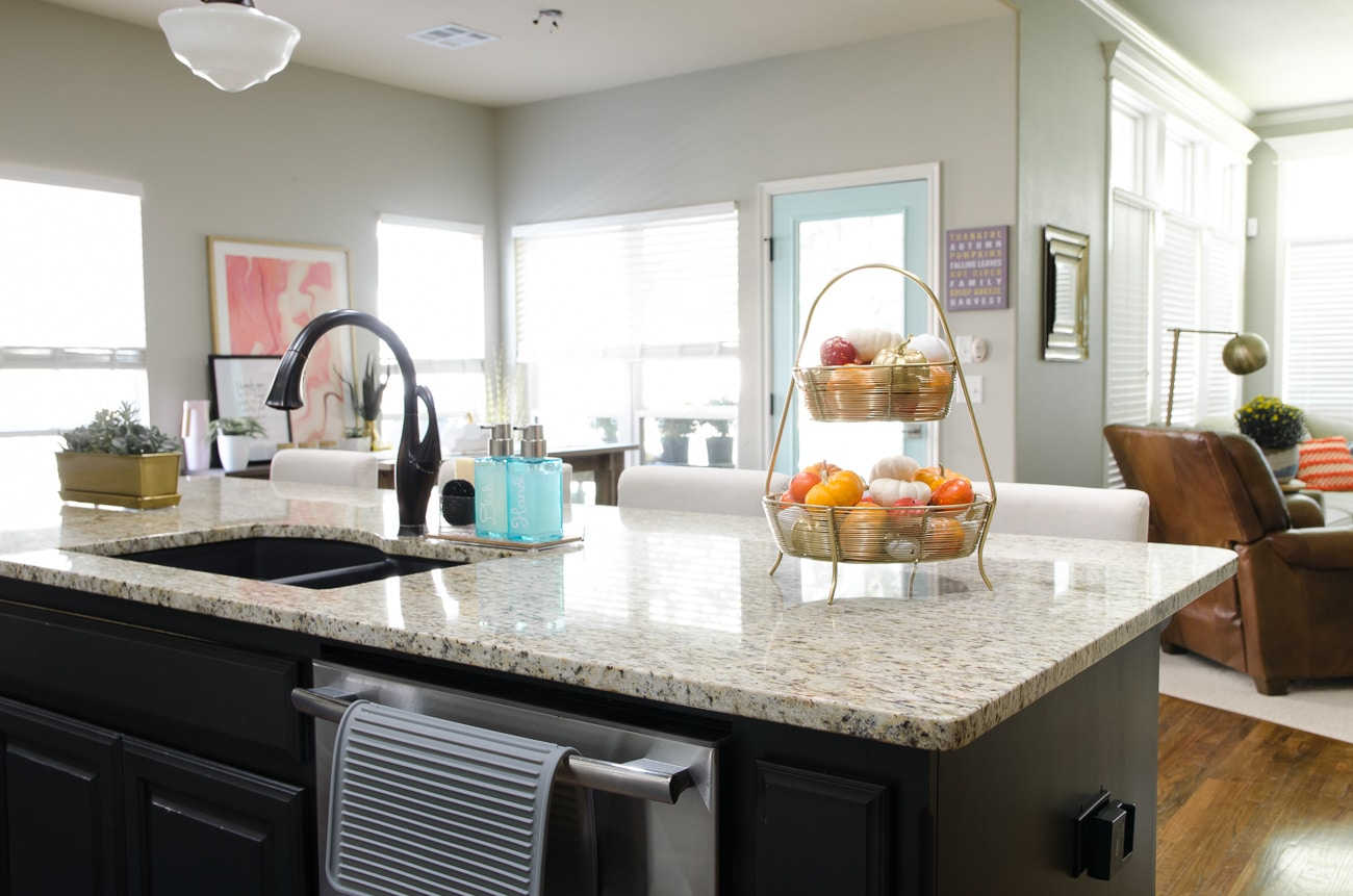 Organizing The Kitchen Sink Area Polished Habitat