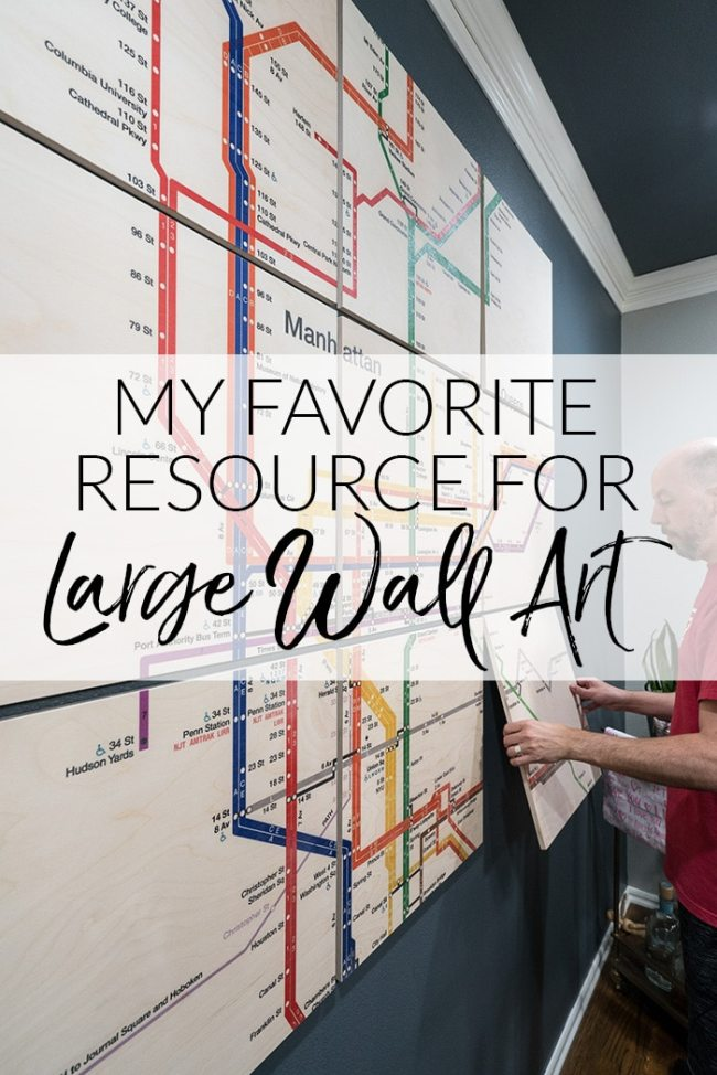 Resources for Large Wall Art