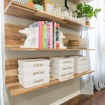 Ikea Shelf Hacks Cheap Stylish Storage Solutions Polished Habitat
