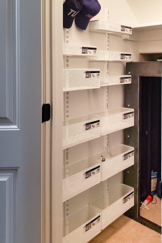 Diy Small Closet Storage Ideas Polished Habitat