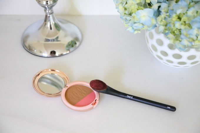 Brushcraft oval 6 makeup brush: ideal for foundation and blush