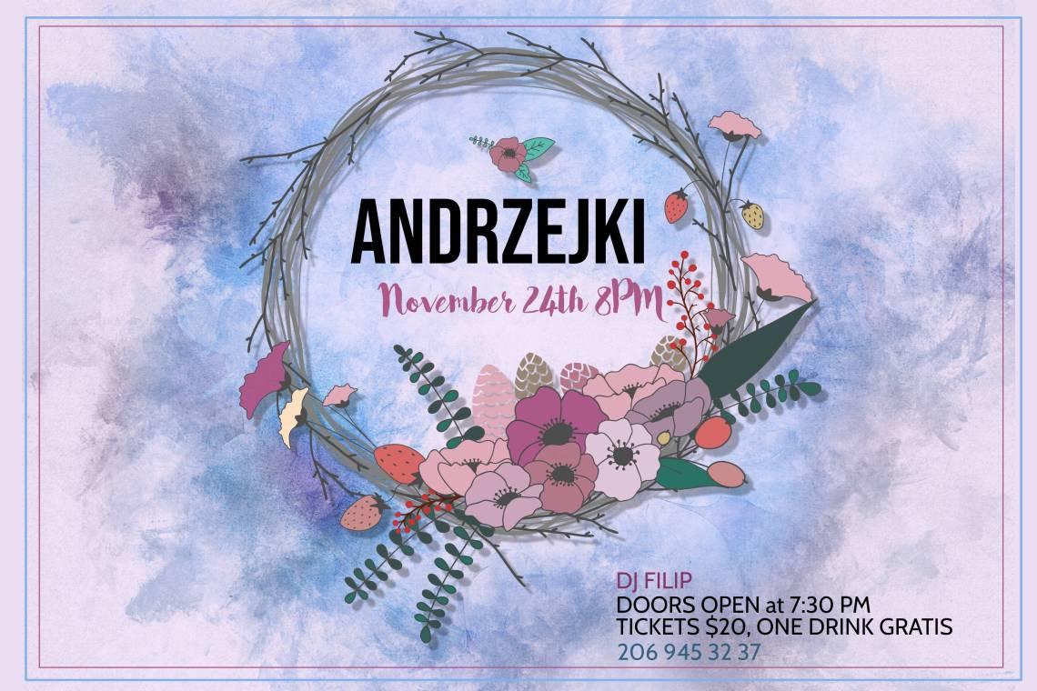 Andrzejki Party!