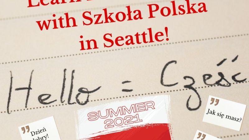 AD: Summer Course by Local Polish School