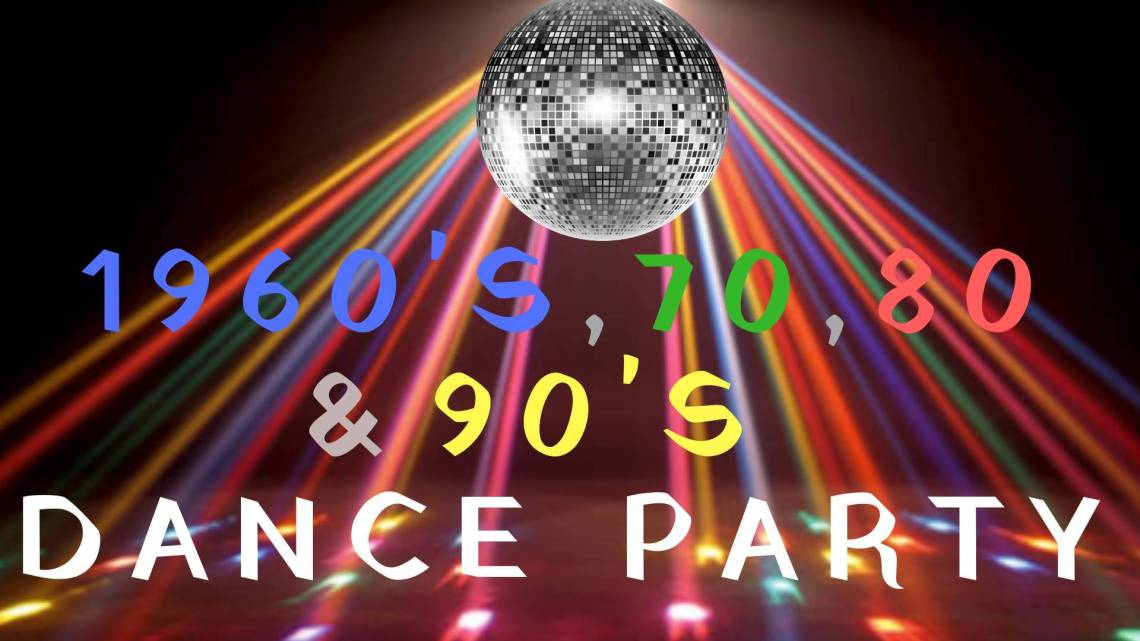 PARTY of the Decades!