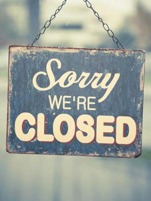 PMA-event-we-are-closed