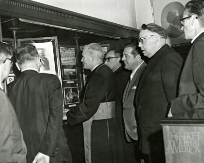 Cardinal Wojtyla at the PMA Paderewski Room 1969
