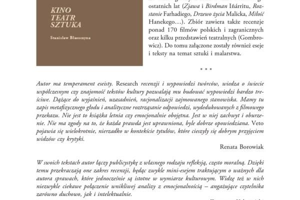 a3. Stanislaw Blaszczyna – KINO