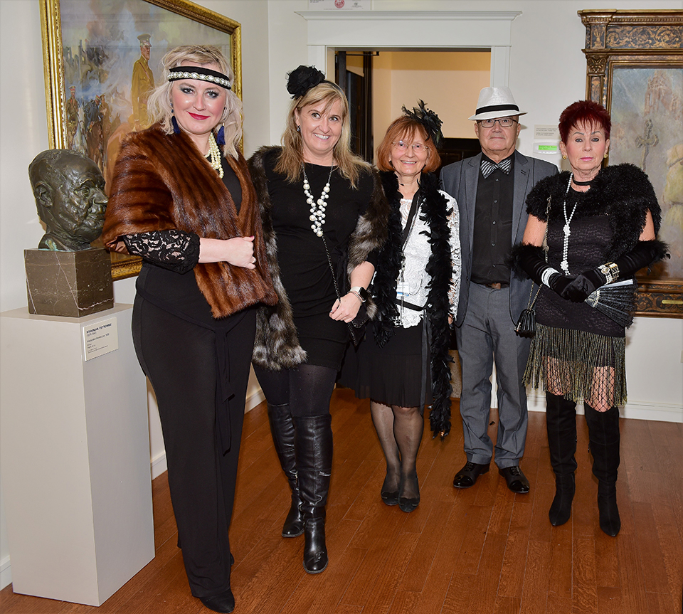 Art Deco Affair at the Polish Museum of America