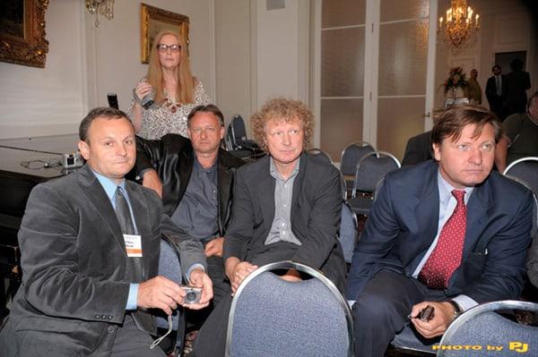 Przedstawiciele mediów polonijnych