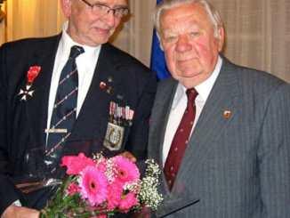 Michael Madejeski and Jerzy Walszkowski