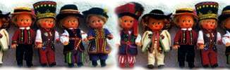 Doll Polish Dancers