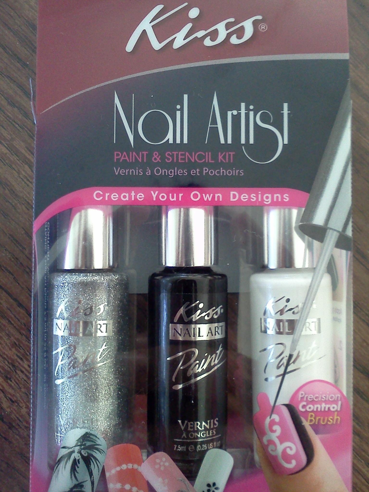Learning Nail Art