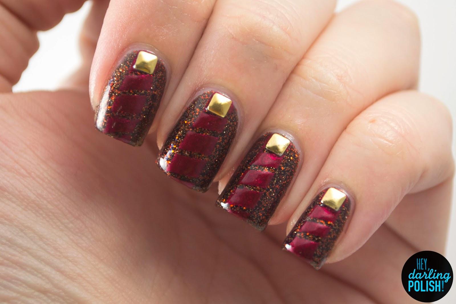 The Never Ending Pile Challenge: Vampy • Polish Those Nails
