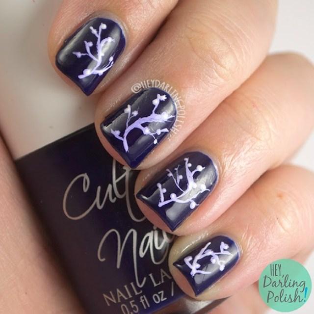 nails, nail polish, indie polish, cult nails, time traveler, cult nails time traveler, hey darling polish, the great polish giveaway of 2014, nail art