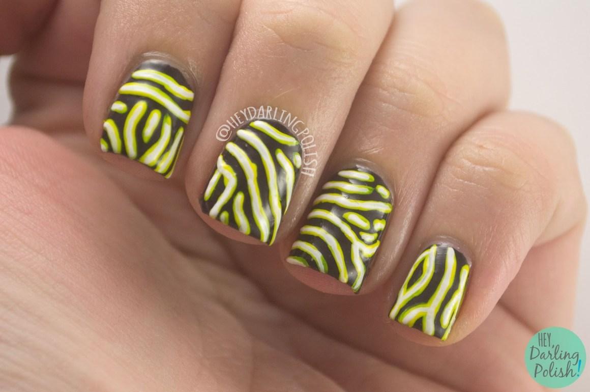 31 Day Challenge: Animal Print • Polish Those Nails