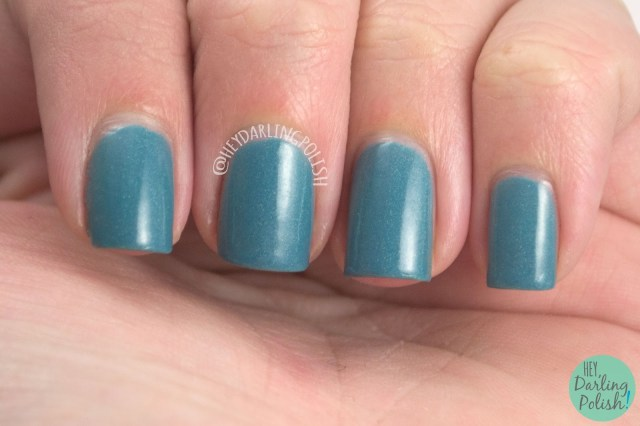 sporty, teal, holo, nails, nail polish, polish, indie nail polish, indie polish, nvr enuff polish, nvr enuff, spice world, spice girls, hey darling polish, swatch,