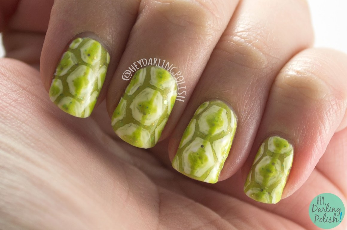 The Nail Art Guild Retro Polish Those Nails