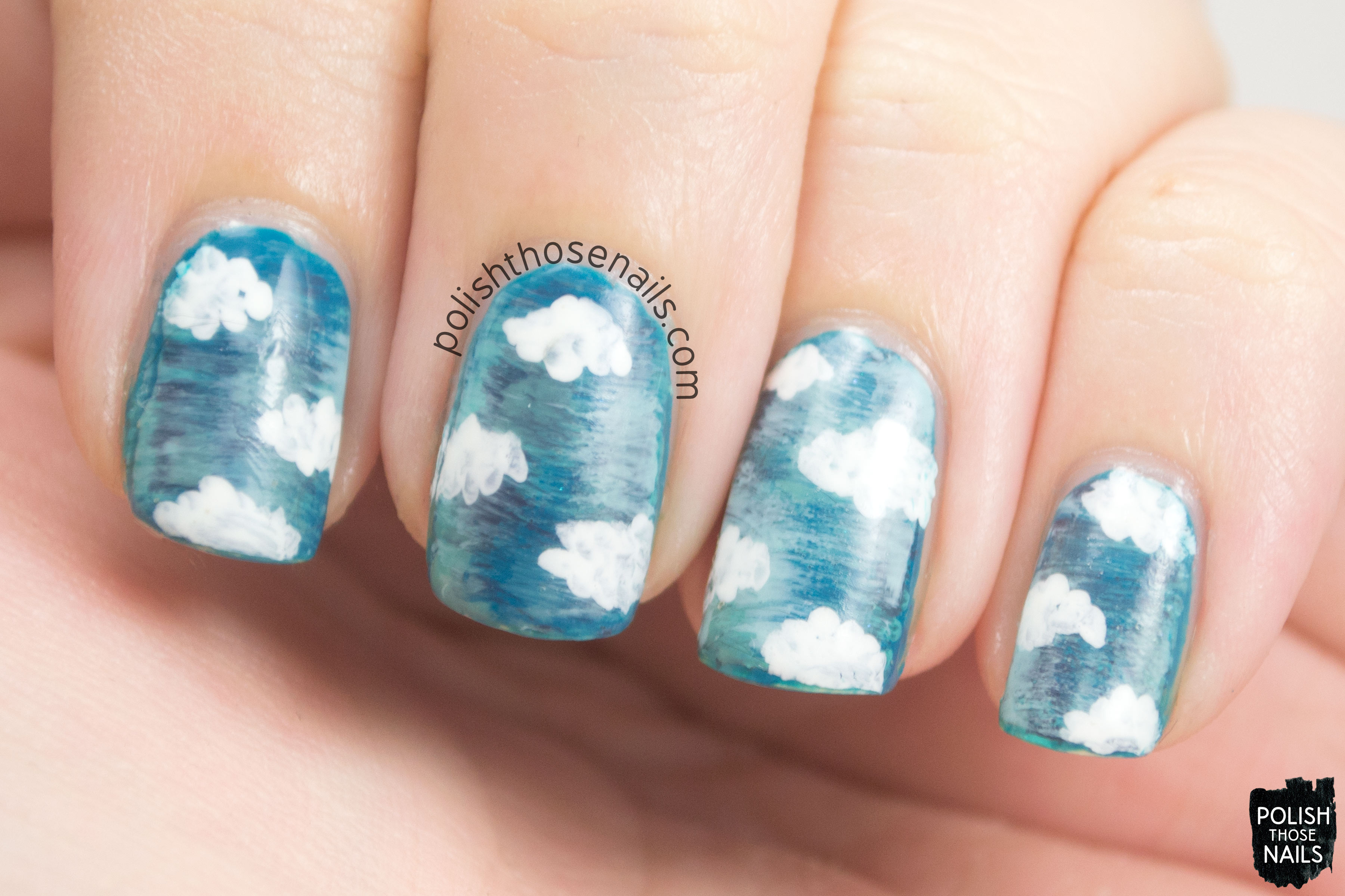 Oh Mon Dieu 3: Weather • Polish Those Nails
