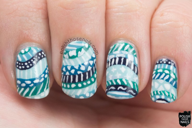 nails, nail art, nail polish, pattern, polish those nails