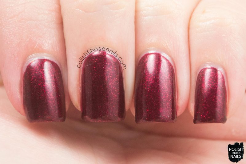 OPI-Starlight-Collection-Let-Your-Love-Shine-Red-Shimmer-Swatch-2