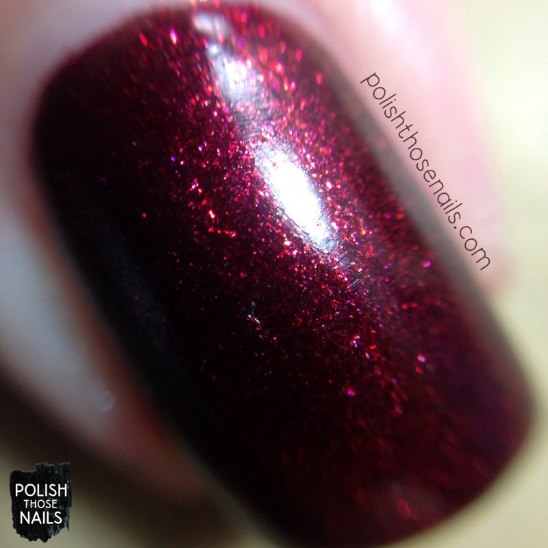 OPI-Starlight-Collection-Let-Your-Love-Shine-Red-Shimmer-Swatch-Macro