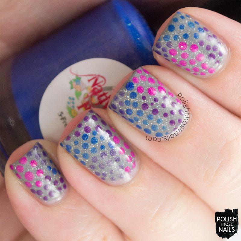 nails, nail art, nail polish, dotticure, polka dots, polish those nails