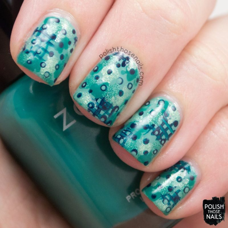 nails, nail art, nail polish, turquoise, pattern, polish those nails,